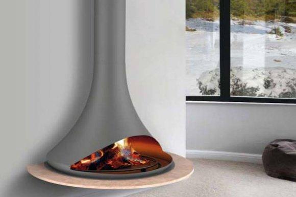 Vente cheminée métal La Ravoire